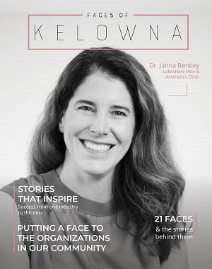 Faces of Kelowna 2020