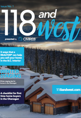118 & West Issue 1